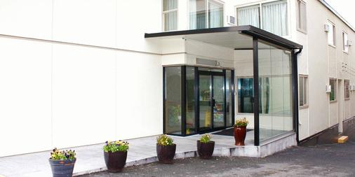 The Deluxe Hotel Vancouver - Βανκούβερ - Κτίριο