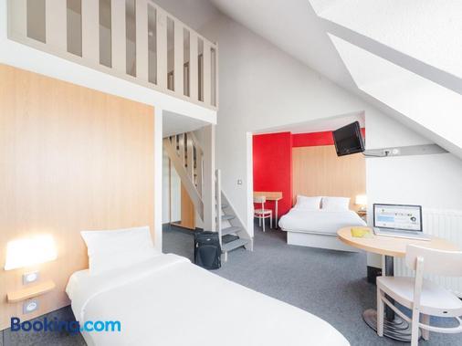 B&B Hôtel Quimper Sud Bénodet - Quimper - Bedroom