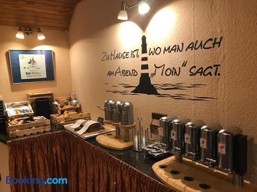 Hotel Windspiel - Грёмиц - Шведский стол