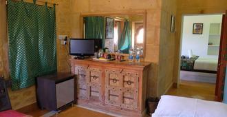 Hotel Fifu - Jaisalmer - Comodidade do quarto