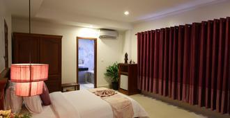 Holy Angkor Hotel - סיאם ריפ - חדר שינה