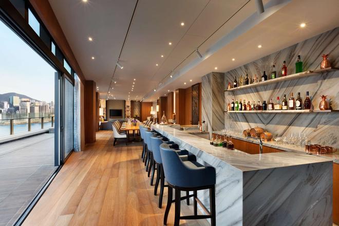 香港嘉里酒店 - 香港 - 酒吧
