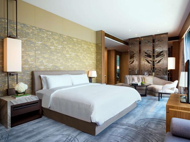 香港嘉里酒店 - 香港 - 臥室