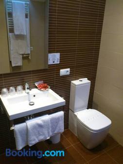 阿爾達恩特雷亞哥斯酒店 - 布爾戈斯 - 布爾戈斯 - 浴室