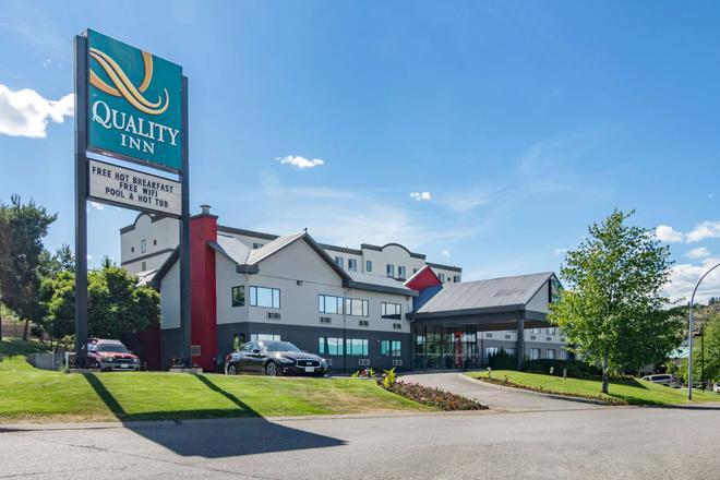 Quality Inn - Kamloops - Building