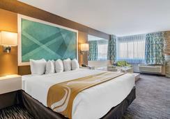Quality Inn - Kamloops - Bedroom