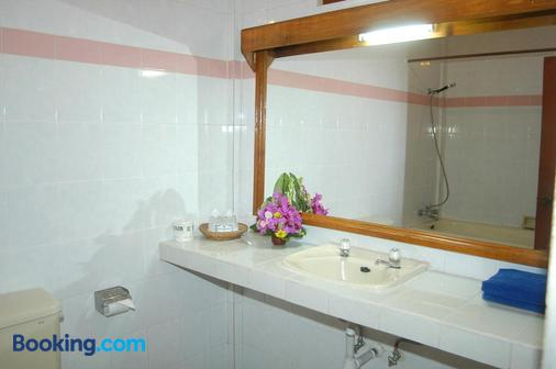 Hotel Sorga - Kuta - Phòng tắm