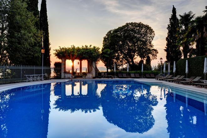 Villa Cortine Palace Hotel - Sirmione - Piscina