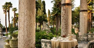 Villa Cortine Palace Hotel - Sirmione - Sala de banquetes
