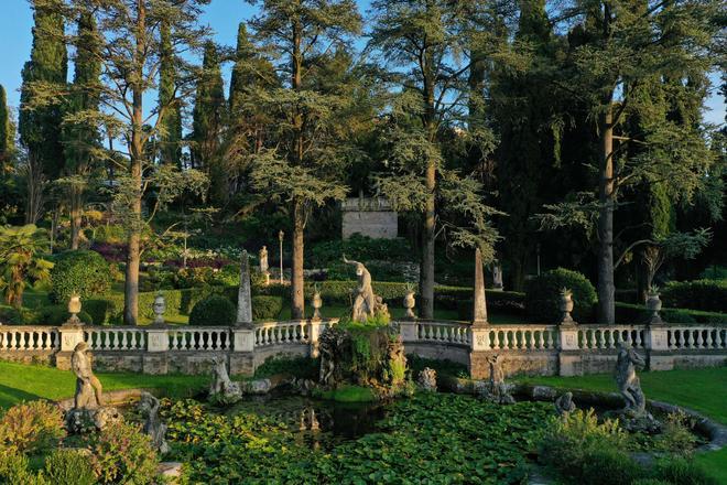 Villa Cortine Palace Hotel - Sirmione - Edificio