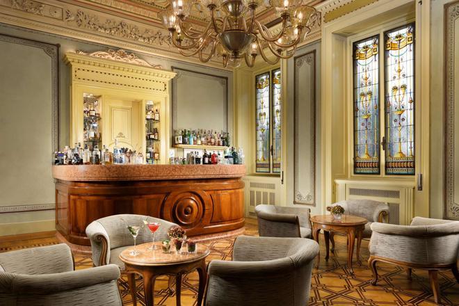 Villa Cortine Palace Hotel - Sirmione - Bar