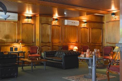 Aspen Apart Hotel - Asunción - Lounge