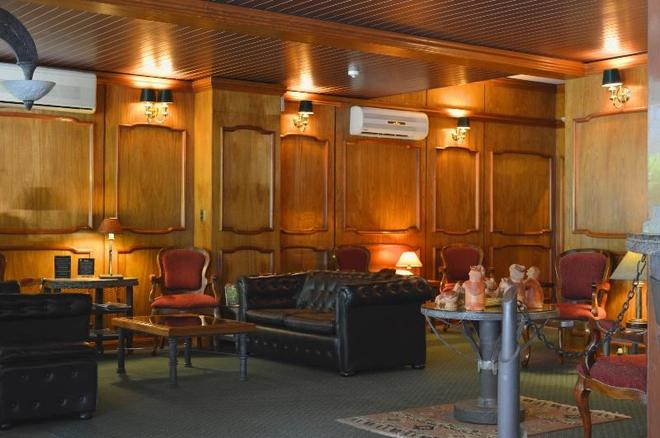 Aspen Hotel & Apart - Asunción - Lounge