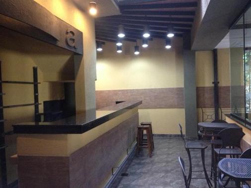 Aspen Apart Hotel - Asunción - Recepción