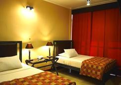 Aspen Hotel & Apart - Asuncion - Yatak Odası