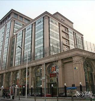 Judge Home Hotel - Beijing - Peking - Rakennus