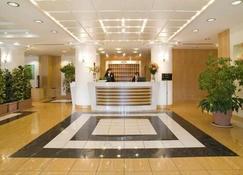 Cristal Hotel - Cuneo - Recepción
