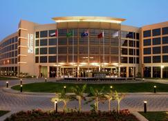 Centro Sharjah - Шарджа - Здание