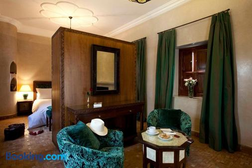 Riad Les Bougainvilliers - Marrakesh - Living room