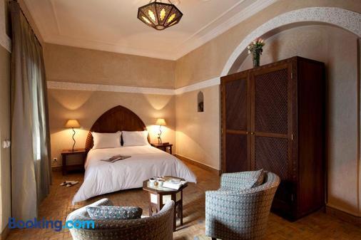 Riad Les Bougainvilliers - Marrakesh - Bedroom