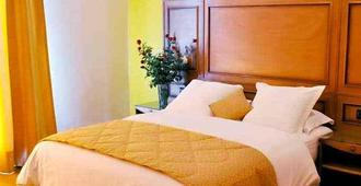 Hotel Rembrandt - Tangier - Phòng ngủ