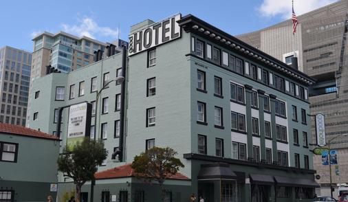 Good Hotel - San Francisco - Gebäude