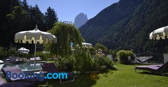 Alpin Garden Wellness Resort - Ортизеи - Здание