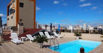 Flat Petras - Curitiba - Bể bơi
