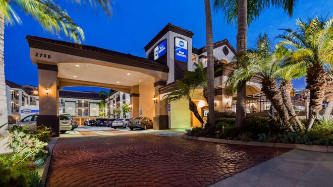 Best Western Redondo Beach Galleria Inn - Redondo Beach - Edificio