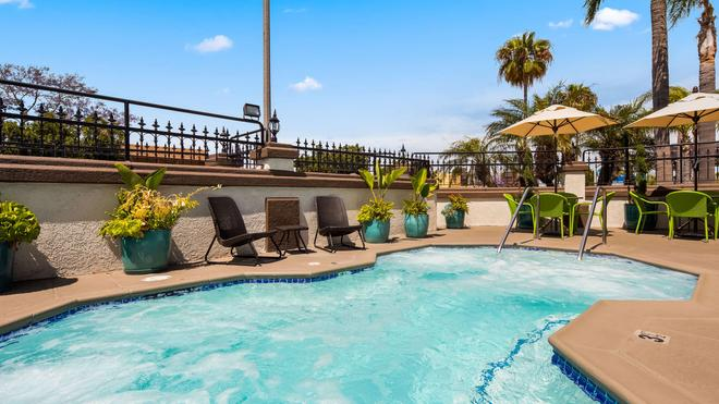 Best Western Redondo Beach Galleria Inn - Redondo Beach - Piscina