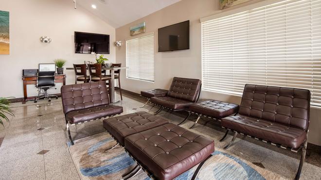 Best Western Redondo Beach Galleria Inn - Redondo Beach - Recepción
