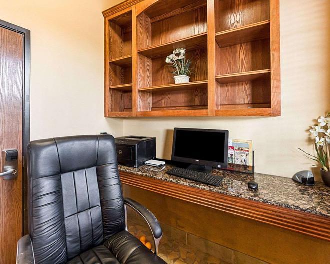 Comfort Suites At Plaza Mall - McAllen - Liikekeskus