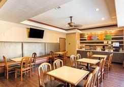 Comfort Suites At Plaza Mall - McAllen - Εστιατόριο