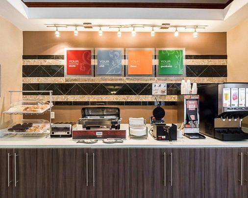 Comfort Suites At Plaza Mall - McAllen - Buffet