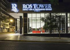 Ros Tower Hotel - Rosario - Edificio