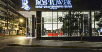 Ros Tower Hotel - Rosario - Bâtiment
