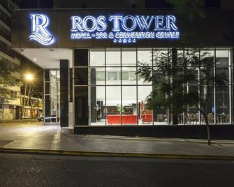 Ros Tower Hotel - Rosario - Building
