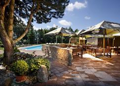 Hotel Celnice - Břeclav - สระว่ายน้ำ