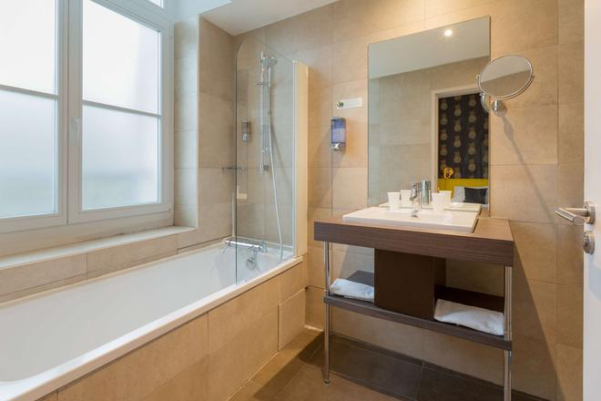 Best Western Hotel Marseille Bourse Vieux Port by HappyCulture - Marseille - Bathroom
