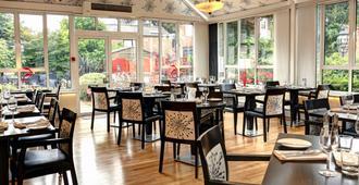 Best Western Annesley House Hotel - נורוויץ' - מסעדה
