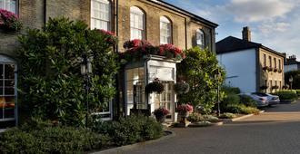 Best Western Annesley House Hotel - Norwich - Edificio