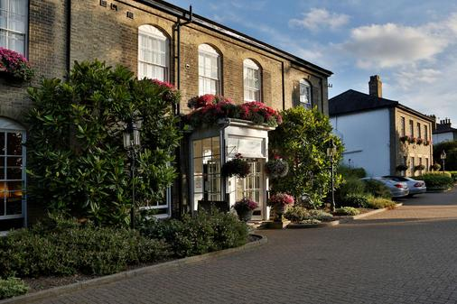 Best Western Annesley House Hotel - Norwich - Toà nhà