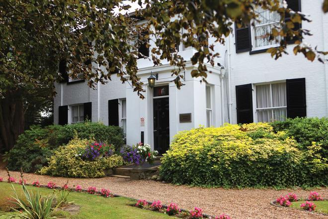 Best Western Annesley House Hotel - Νόργουιτς - Κτίριο