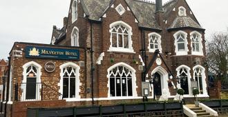 Milverton Hotel - Manchester