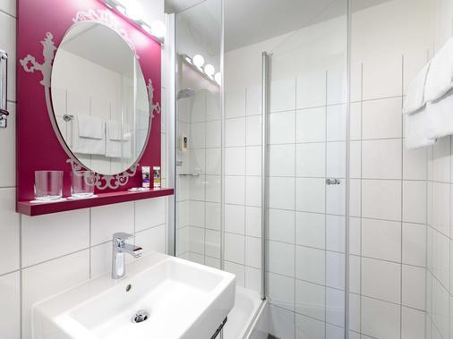 Mercure Hotel München am Olympiapark - Munich - Bathroom