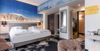 Mercure Hotel München am Olympiapark - מינכן - חדר שינה