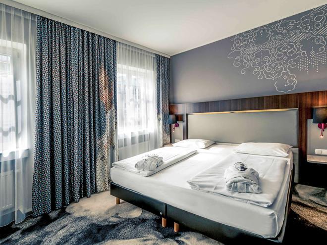 慕尼克奧林匹克公園美居酒店 - 慕尼黑 - 慕尼黑 - 臥室