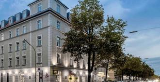 Mercure Hotel München am Olympiapark - Munich - Building