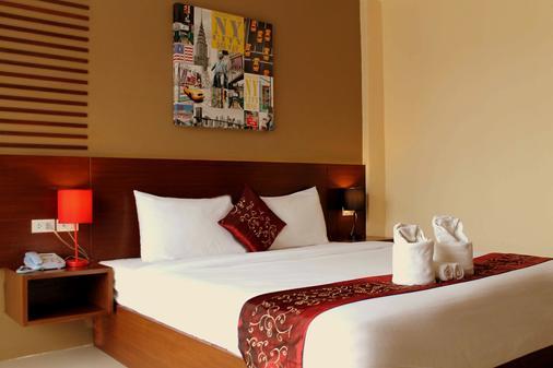 銀沙套房酒店 - 喀比 - 喀比 - 臥室