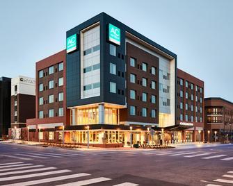 AC Hotel by Marriott Oklahoma City Bricktown - Oklahoma City - Gebäude